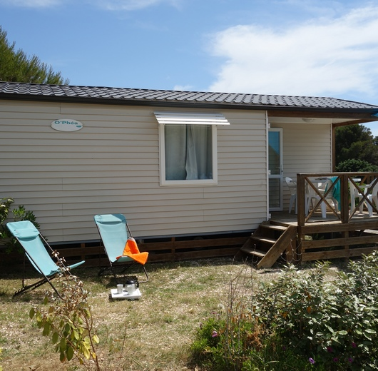4/6 people Mobil-home